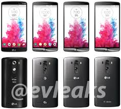 sprint phones black friday these are each of the different lg g3 models launching in the u s