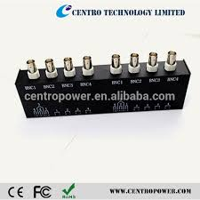 cctv manufacturer 16 channel cctv passive transmission bnc video