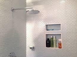 bathroom shower tile ideas modern concept white bathroom shower tile the white mini subway