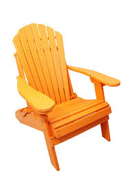 Adirondack Bar Stools Outer Banks Deluxe Oversized Poly Lumber Folding Adirondack Chair