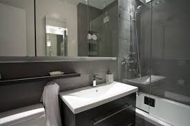 bathroom amazing ideas with white drop bathtub full size bathroom amazing ideas with stainless steel shower stall and clear glass