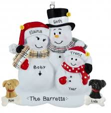 expecting and 1 kid ornaments gifts personalized