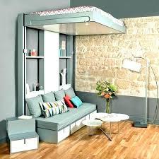 bureau lit mezzanine lit mezzanine gain de place bureau gain de place pas cher lit