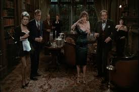 Clue Movie House Floor Plan 16 Great Library Scenes In Film Clue Movie Scene And Films
