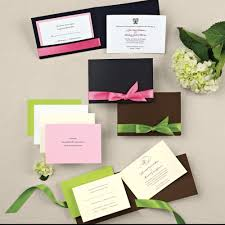 wedding invitation pockets stylish wrap wedding invitation pocket wedding invitations