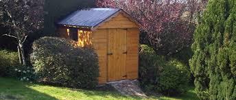 fernagh custom made sheds