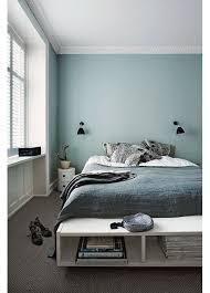 deco chambre adulte bleu déco 15 intérieurs bleus répérés sur bleu pastel