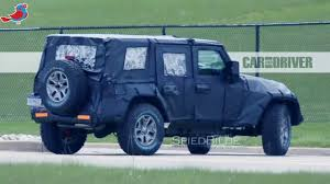Jeep News And Rumors The Best 2018 Jeep Wrangler Review Price And Release Date