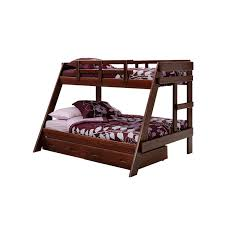 Extralongbunkbeds Heartland Bunk Bed With Drawers Ashton Gray - Extra long bunk bed