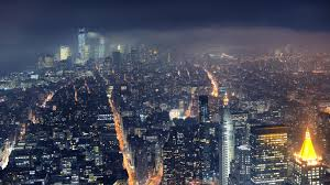New York At Night Wallpaper The Wallpaper by New York At Night Wallpaper Wallpapersafari