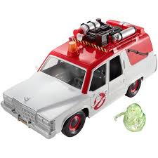 ecto 1 for sale ghostbusters ecto 1 vehicle and figure walmart