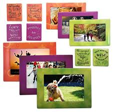 3 5 x5 photo album 12 magnetic picture frame and refrigerator magnets photo