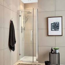 Shower Door 720mm 900mm Hinged Shower Door 8mm Glass