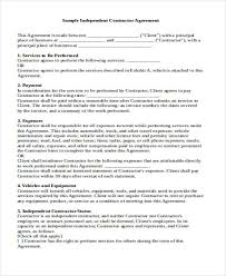 contract agreement employment contract agreement template pdfwork