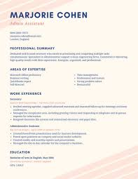 Simple Free Resume Template Resume Template Simple A Hr Manager Cv Template With A Simple But