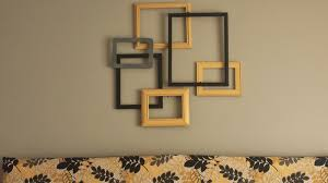 Picture Frame On Wall by Artistic Wall Decor Wood Maker