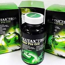 Glutax Nano Pro Cell 1 box x glutax 75gs nano pro cell rejuvenation pills 60 softgel