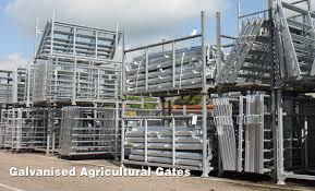 metal farm field gates