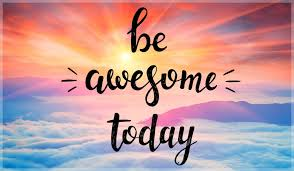 free be awesome today ecard email free personalized care