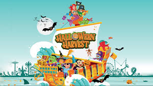 halloween city fort wayne halloween harvest all day unlimited ride wristband at luna park at