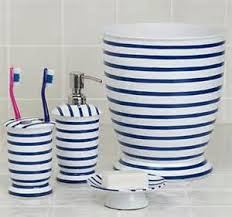 navy blue bathroom accessories house decorations