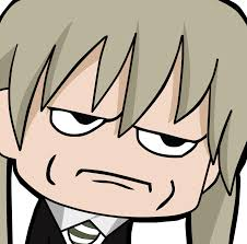 Are You Fucking Kidding Me Meme Face - are you fucking kidding me maka albarn meme by liizesparza chan on