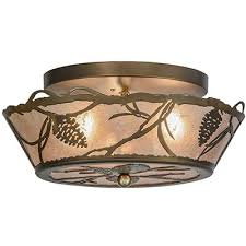 Rustic Ceiling Light Fixtures Rustic Ceiling Lighting Everything Log Homes