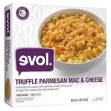 modern table mac and cheese evol truffle parmesan macaroni and cheese bowl 8 oz target