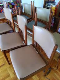 reupholstering dining room chairs pads stylish reupholstering