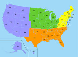 Florida Alabama Map by Nf Regional Map National Deaf Culture Fellowship