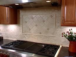 creative ideas how to tile a kitchen backsplash bold design how