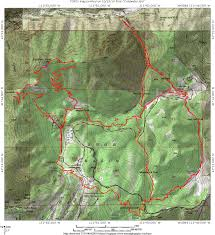 Map Of Ogden Utah by Sardine Peak Loop Coldwater Canyon Overlook Trail