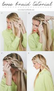 ideas about braids tutorial cute hairstyles for girls