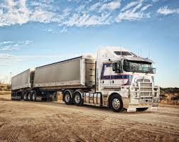 kenworth australia brown and hurley k200