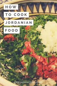 Jordanian Food 25 Of The Best Dishes You Should Eat Easy Jordanian Food Recipes Best Food 2017