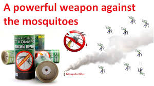 mosquito smoke repellent bomb smoker machine review youtube