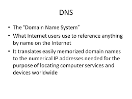 Domain Naming System Dns Tech by Domain Name System Dns Ppt Video Online Download