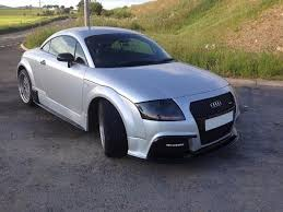 swap or sell audi tt quattro coupe full bodykit bbs 180bhp 4wd