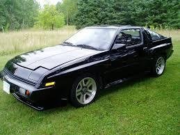 mitsubishi starion 1987 1986 mitsubishi starion conquest coupe 2 door 2 6l