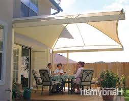 Patio Awnings Diy How To Shade Your Deck Or Patio The Family Handyman Deck Awnings