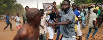 central african republic how a once peaceful nation descended