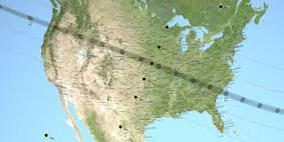 Csx Railroad Map Solar Eclipse Safety Csx Com