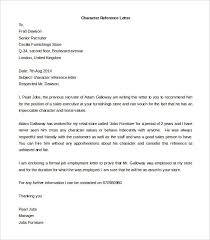 letter of character hitecauto us