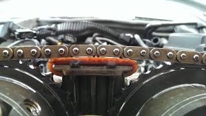 mercedes timing chain another c230 kompressor m271 timing chain failure mbworld