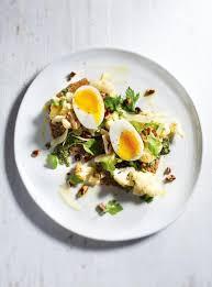 cuisiner sarrasin galettes de sarrasin pesto de persil et salade de chou fleur rôti