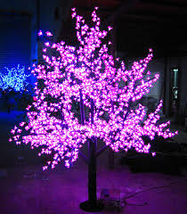 led outdoor tree lights 2meters 1728 leds bright outdoor