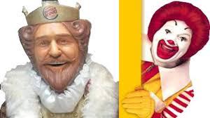 Meme Mcdonald - ronald mcdonald vs the burger king know your meme