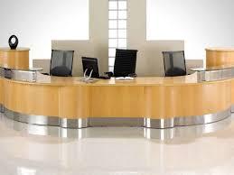 Beauty Salon Reception Desk Curved Reception Desk Curved Reception Desks Image Of Office