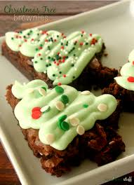 christmas tree brownies u2013 six sisters u0027 stuff