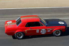 used mustang ta 1968 ford mustang at the suntrust indy challenge
